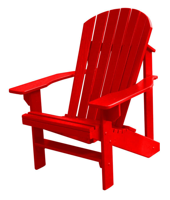 Hershyway Painted Adirondack Chair