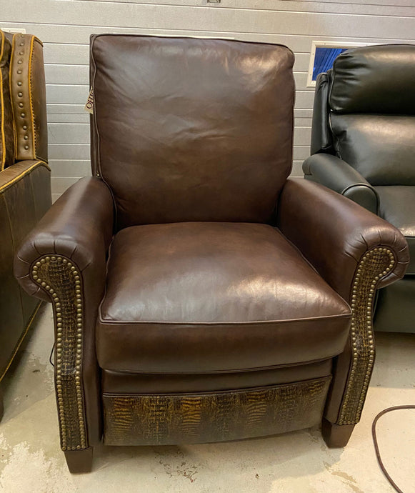 Our House 529 RE Electric Recliner- Showroom Inventory