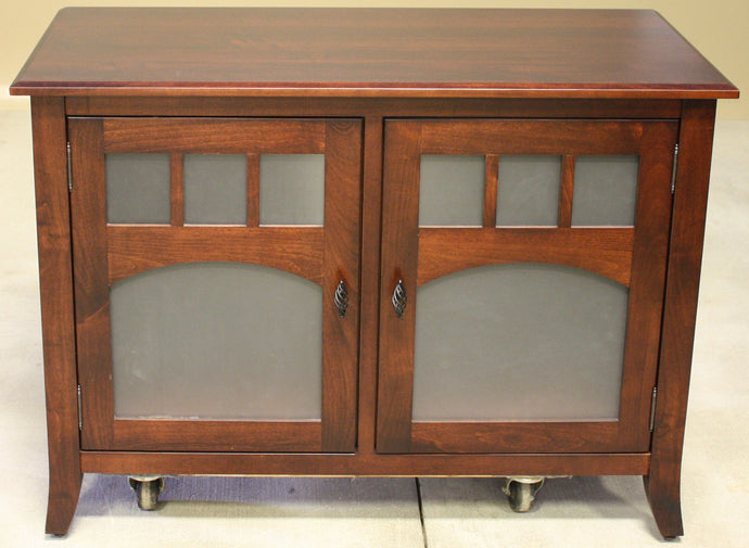 Old World #42N TV Stand
