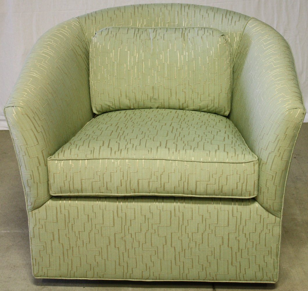 Parker Southern Victor Swivel Chair 1905