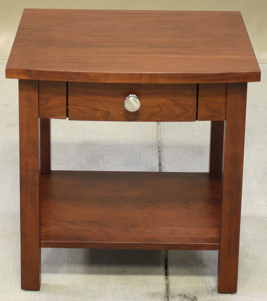 Arch End Table
