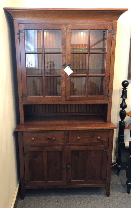 Frontier China Hutch - Showroom Inventory