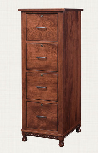 Henry Stephens 4 Drawer File Cabinet
