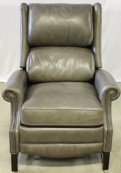 CC Leather 1404 Jackson Recliner (w/ Power Mechanism)