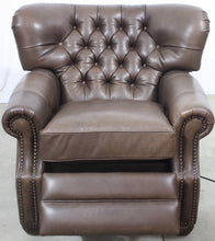 CC Leather 200R Recliner (w/ Power Mechanism)