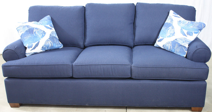 CR Laine 8600 Series 3-over-3 Deep Sofa -Showroom Inventory
