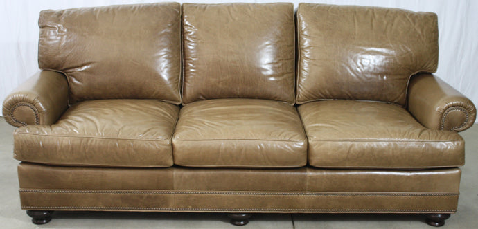 Leathercraft 2560 Garland Sofa
