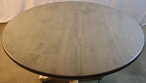 "Brooke 48"" Round Solid Top Table and (4) Brooke Side Chairs"