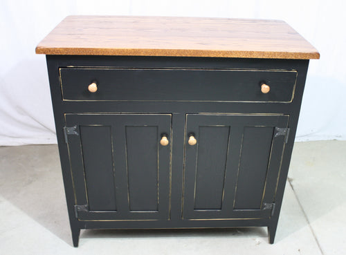 Primitive Hall Cabinet