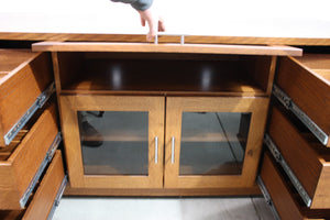 Urban Fold Out Door TV Stand