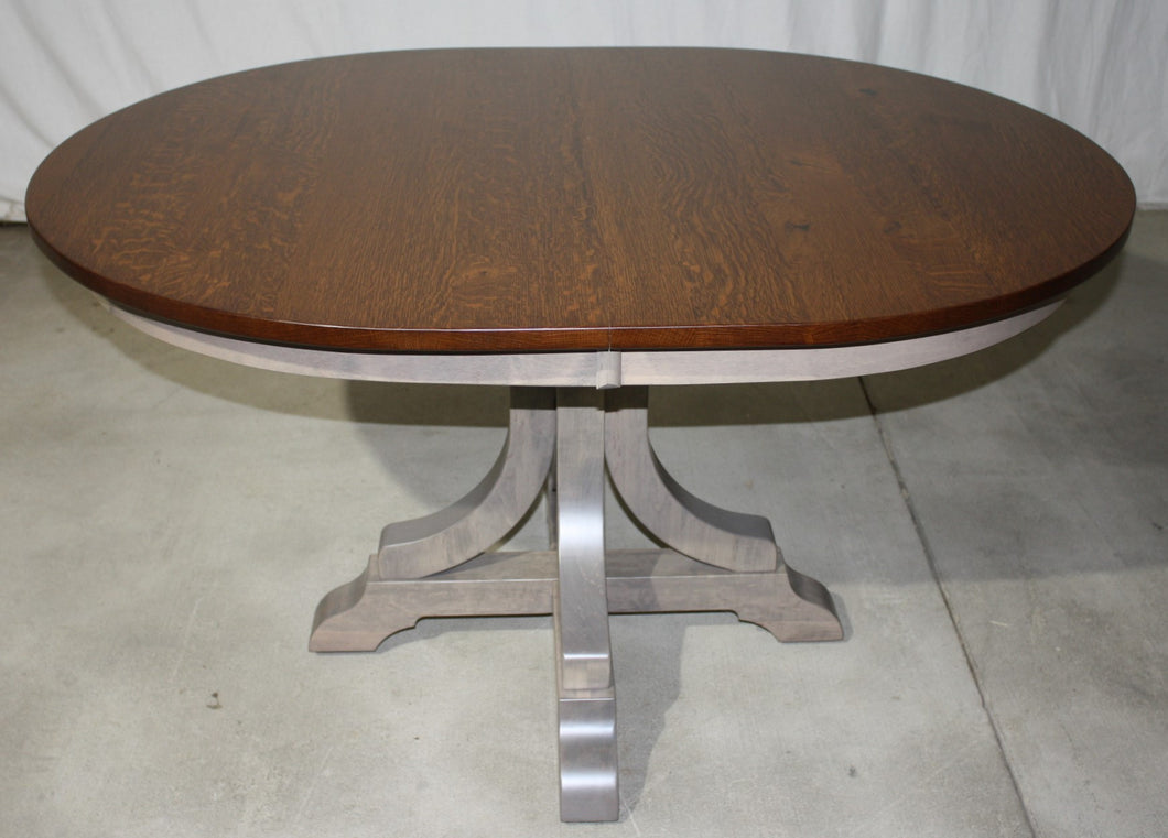 Roseburg Single Pedestal Table