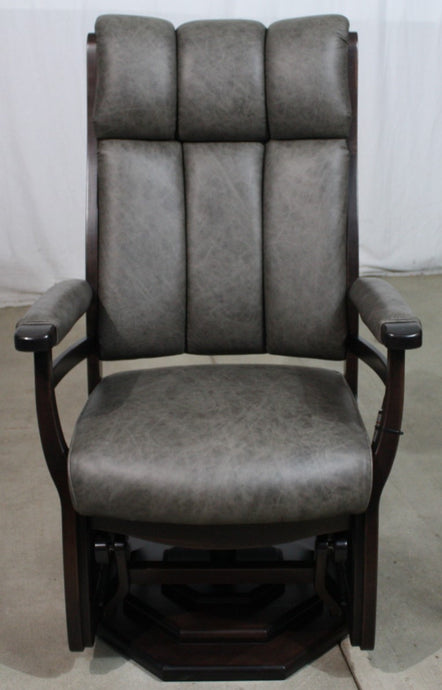Paris High-Back Swivel Glider