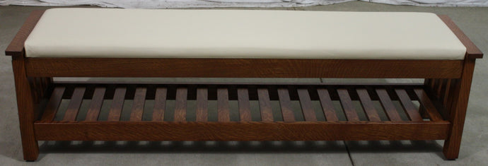 Custom Olde Mission Bench