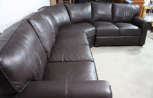 Load image into Gallery viewer, CC Leather 550 Custom Program Sectional