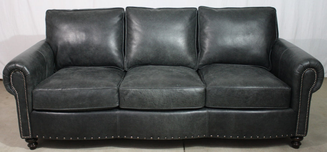 CC Leather 959 Hampton Sofa