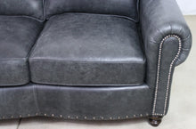 Load image into Gallery viewer, CC Leather 959 Hampton Sofa
