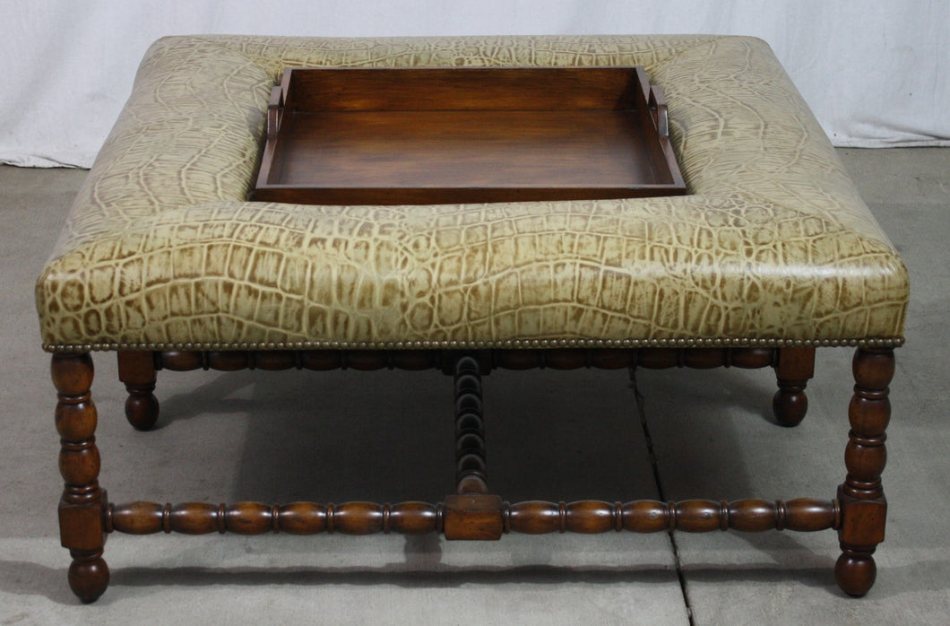 Our House 728 Tray Ottoman