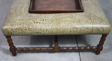 Load image into Gallery viewer, Our House 728 Tray Ottoman