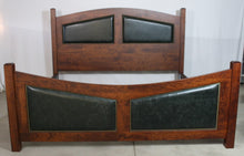 Load image into Gallery viewer, Minich Western Bed - King Size