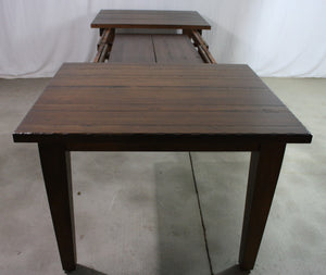 "Big Leg Shaker 42"" x 72""  Table"