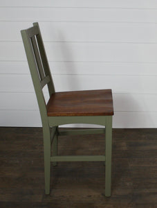 "Pair of 24"" Valencia Pub Chairs"