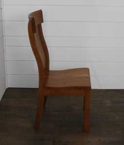 Set of Six McKay Dining Chairs - (2) Arms, (4) Sides