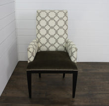 Load image into Gallery viewer, Set of Four Piccadilly Dining Chairs by Mackenzie Dow - (2) Arms, (2) Sides