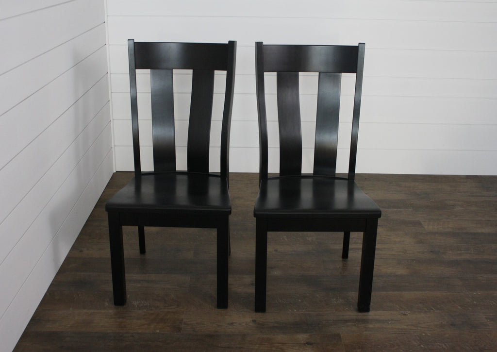 Pair of Urbana Dining Chairs - (2) Sides