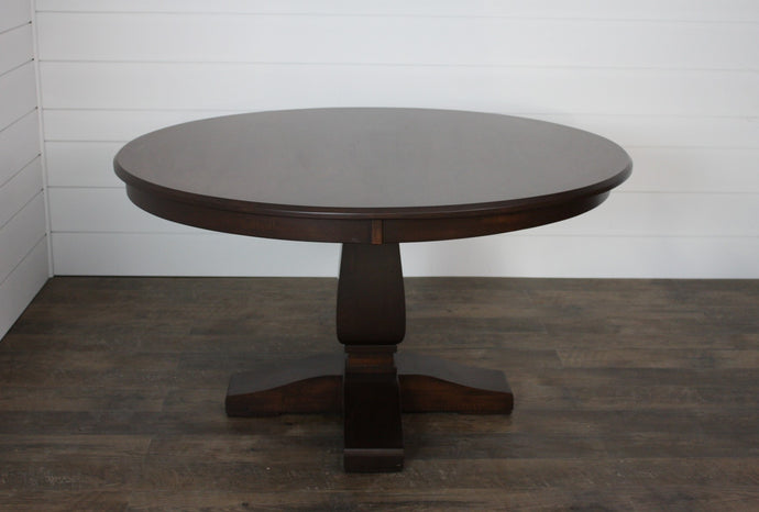 Basset Single Pedestal Table - 54