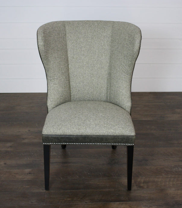 Leathercraft Wellington Dining Chair - Showroom Inventory