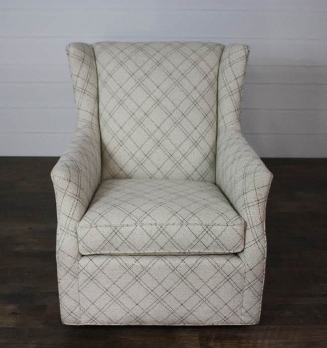 CR Laine 4105-05SG Holman Swivel Glider - Showroom Inventory