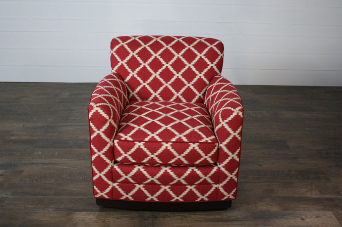 Wesley Hall 709 Stewart Swivel Chair