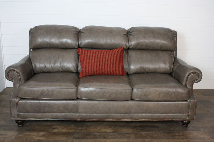 Leathercraft 1180 Noland Sofa- Showroom Inventory