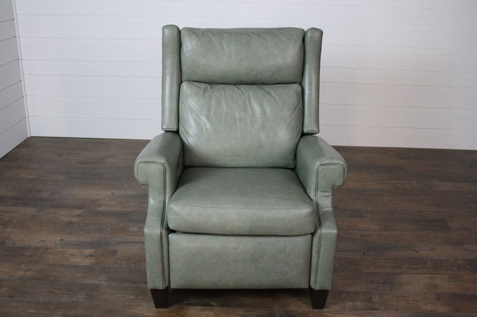 McKinley Leather 108 Gregory Recliner