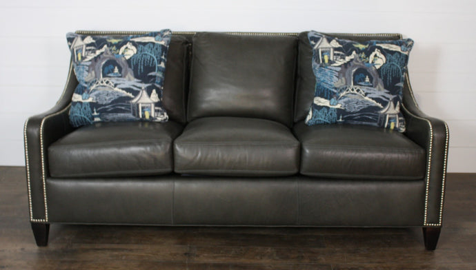 CC Leather 177 Skyler Sofa