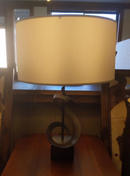 Hubbardton Forge Gallery Spiral Table Lamp