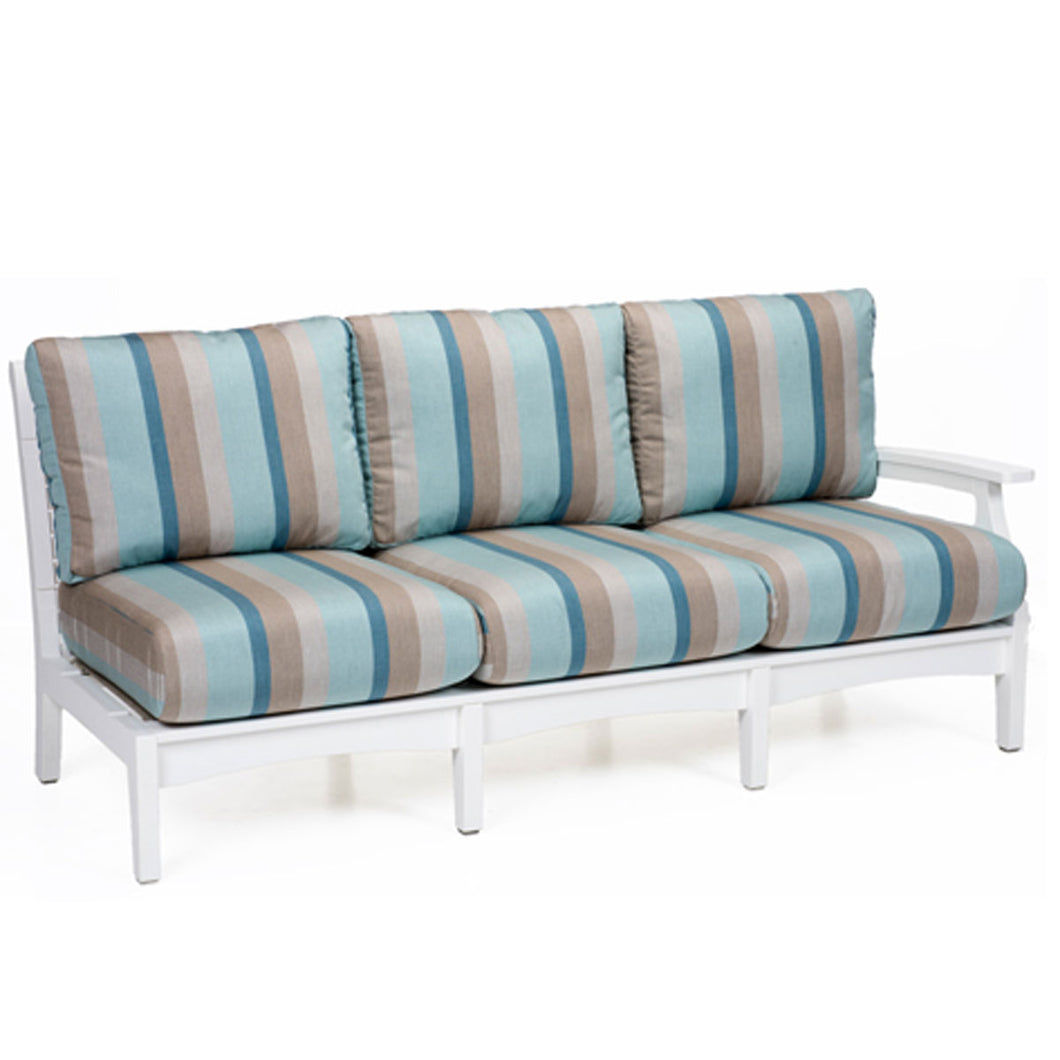 Berlin Gardens Classic Terrace Left Arm Sofa - Sectional Piece