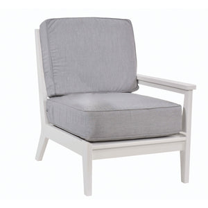 Berlin Gardens Mayhew Left Arm Club Chair - Sectional Piece