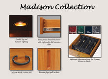 Load image into Gallery viewer, Madison 2-Door Hutch