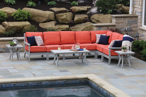Berlin Gardens Mayhew Corner Section - Sectional Piece