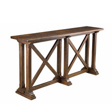 Load image into Gallery viewer, Mackenzie Dow Plaza Console Table