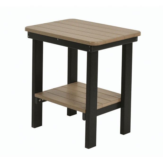 Berlin Gardens Rectangular End Table