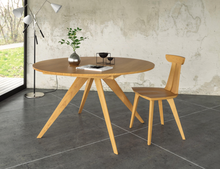 Load image into Gallery viewer, Copeland Catalina Round Extension Table in Cherry
