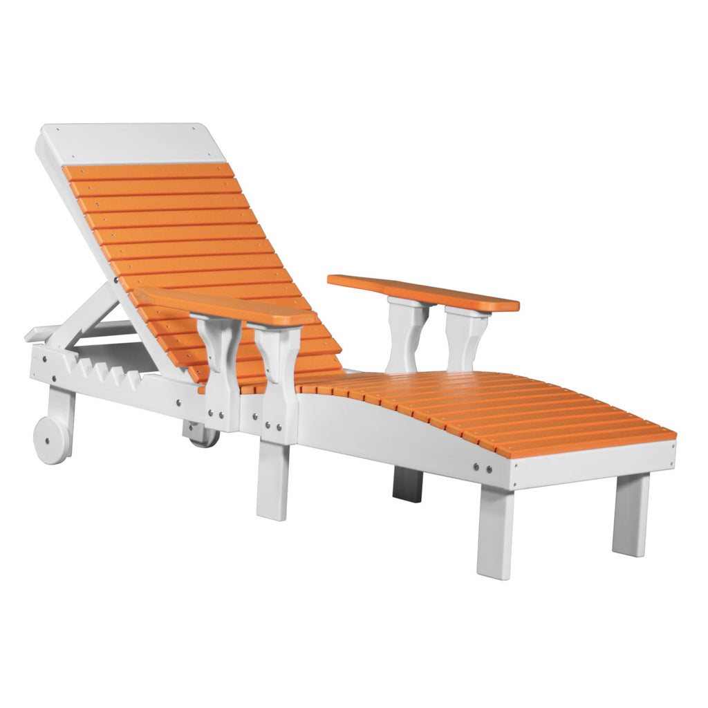 LuxCraft Poly Lounge Chair