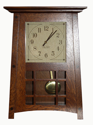 McCoy Mantle Clock