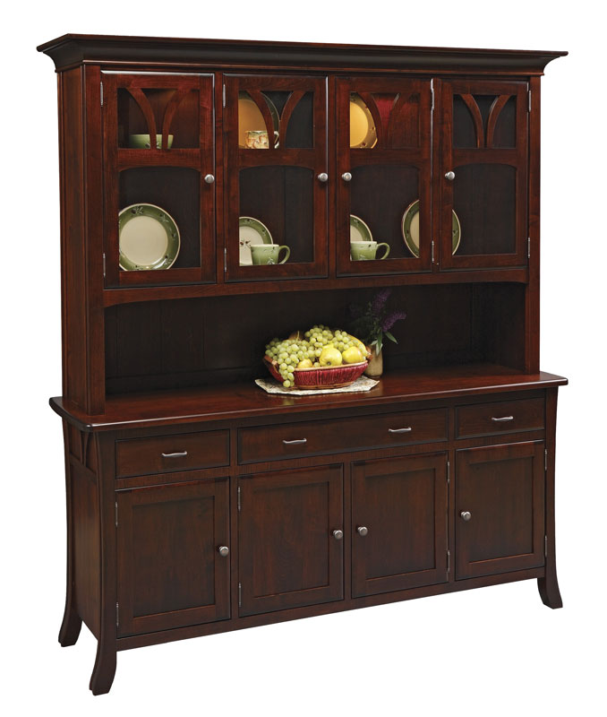 Williamson Hartford 4 Door Hutch