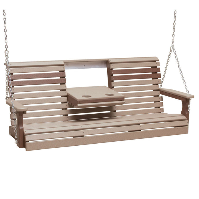 LuxCraft 5' Plain Poly Swing