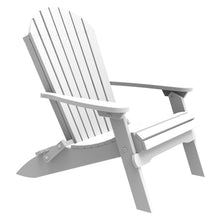 Load image into Gallery viewer, LuxCraft Folding Adirondack Chair