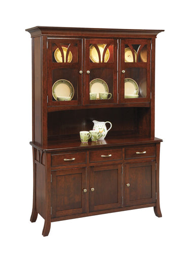 Williamson Hartford 3 Door Hutch