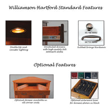Load image into Gallery viewer, Williamson Hartford 4 Door Hutch